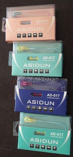 AD-017 Asidun Mobile Phone Hands Free