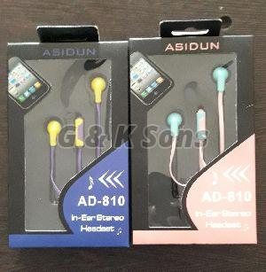 AD-810 Asidun Mobile Phone Hands Free