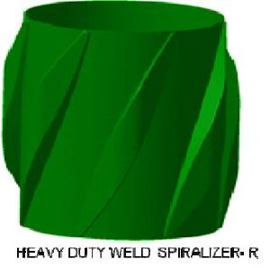 Heavy Duty Weld Spiralizer-R