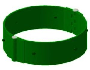Hinged Stop Collars with Set Screw