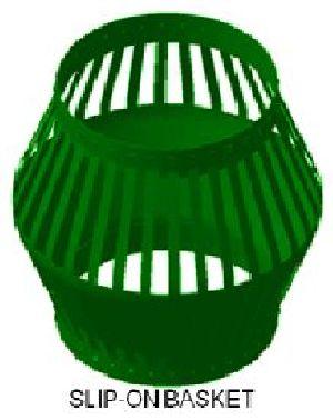 Slip-On Basket