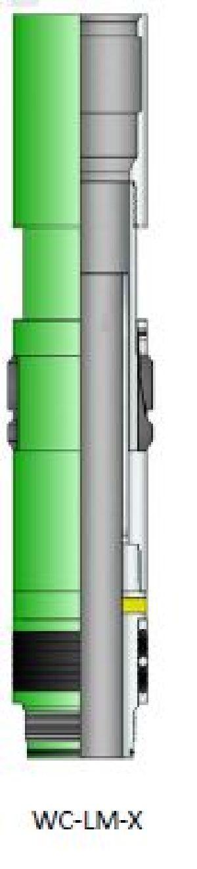 WC-LM-X Lock Mandrels