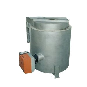 Gas Fired Crucible Furnace