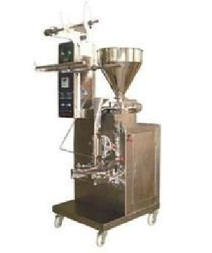 Jam Pouch Packing Machine