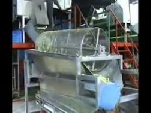 Mango Cutting Machine