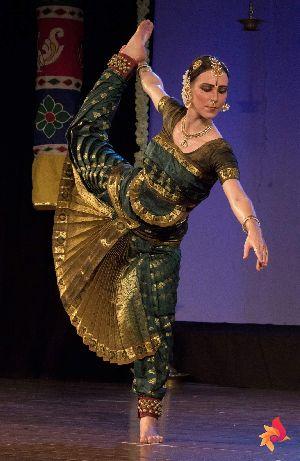 Bharatanatyam Dance Costume 03
