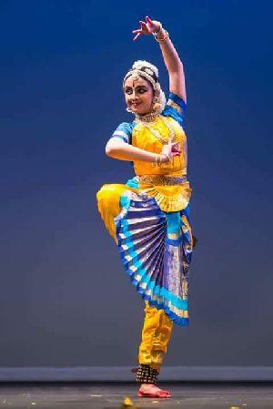 Bharatanatyam Dance Costume 05