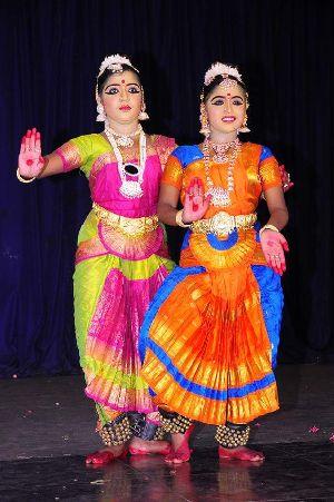 Bharatanatyam Dance Costume 07