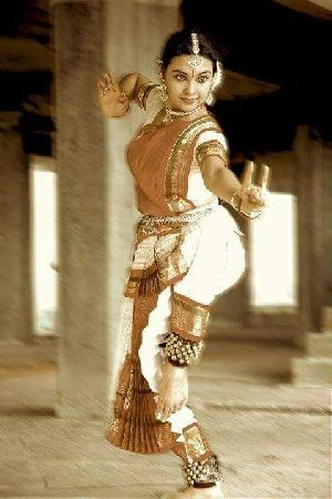 Bharatanatyam Dance Costume 08