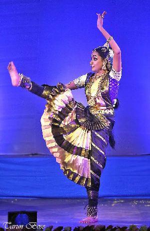 Bharatanatyam Dance Costume 10