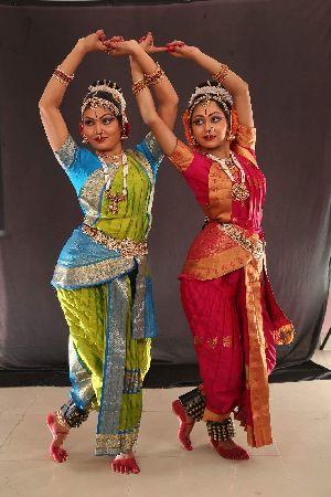 Bharatanatyam Dance Costume 15