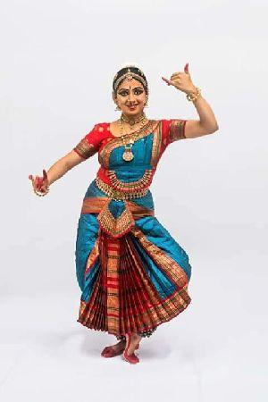 Bharatanatyam Dance Costume 16