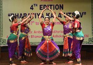 Bharatanatyam Dance Costume 18