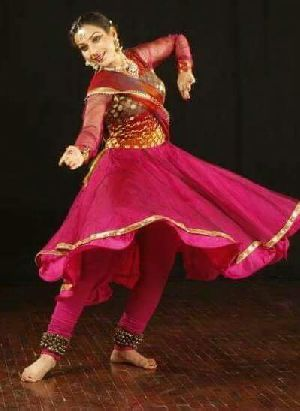 Kathak Dance Costume 03