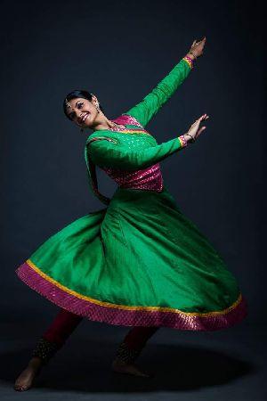 Kathak Dance Costume 04