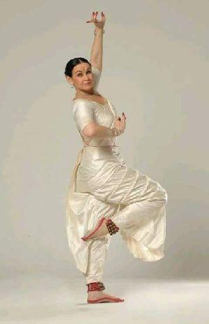 Kuchipudi Dance Costume 04