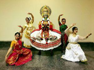 Mohiniyattam Dance Costume 02