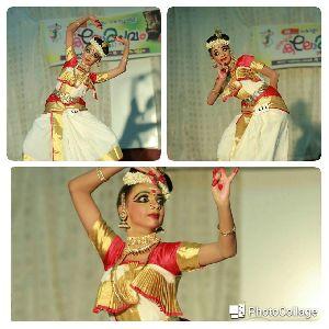 Mohiniyattam Dance Costume 04