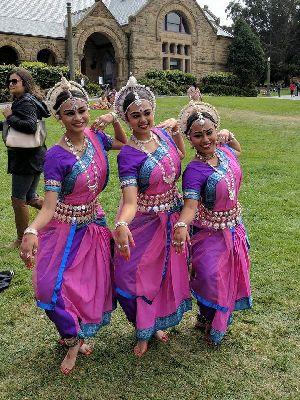 Odissi Dance Costume 02