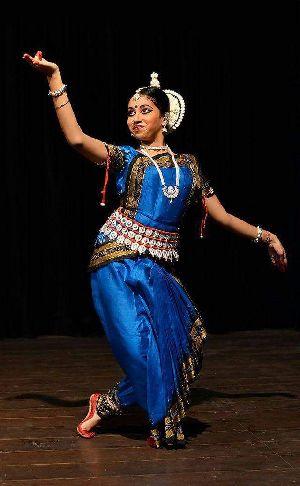 Odissi Dance Costume 04