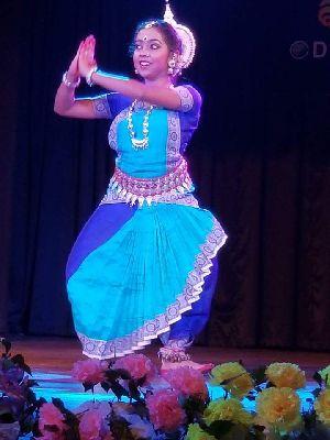 Odissi Dance Costume 06