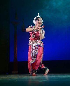 Odissi Dance Costume 09