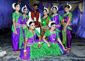 Odissi Dance Costume 10