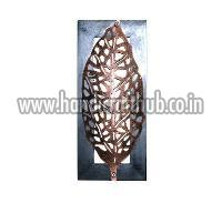 Iron Leaves Wall Frames For Decor Home
