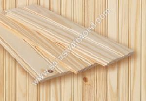 Pine Wood Panelling