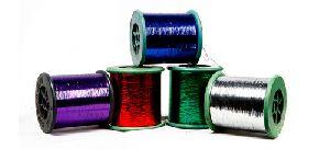 Metallic Embroidery Threads