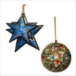 Metal Christmas Hangings