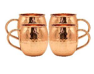 Copper Mug 04