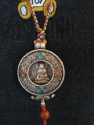 Tibetan Musical Drum