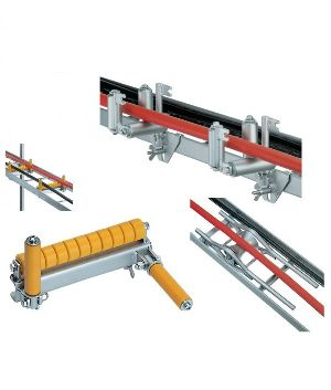 Cable Rollers Power Plant