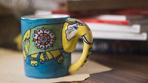 Clay Sublimation Mug