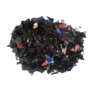 HIPS Black Regrind Scrap