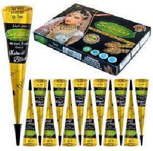 b052744bb Black Fast Henna Cone Manufacturer Supplier in Surat India