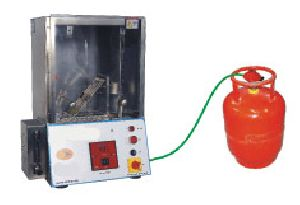 Digital Flammability Tester