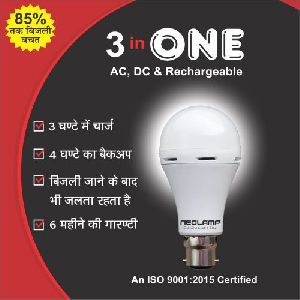 Rechargeable Bulb 04