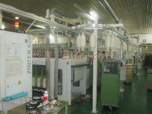 Cotton Spinning Frame Machine