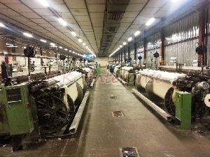 "Used P7100 153"" Used Sulzer Projectile Looms"