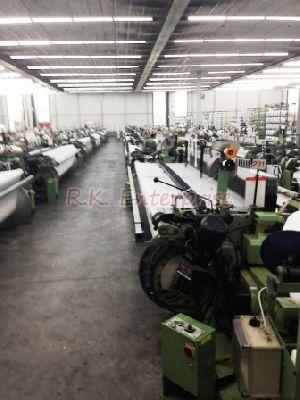 "Used PU 153"" Used Sulzer Projectile Looms"
