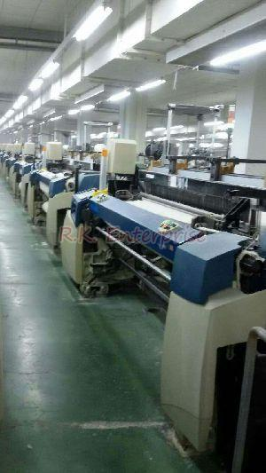 Used Picanol OMNI 800 Plus Air Jet Looms