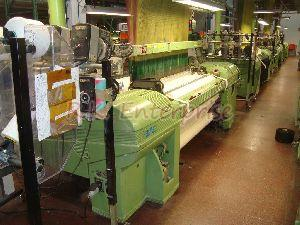 Used Somet Excel Rapier With Electronic Jacquard Looms