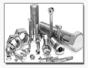 Stainless Steel Nuts and Bolts