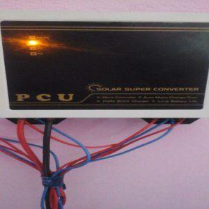 Solar Conversion Kit