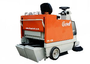 Battery Sweeper for Road