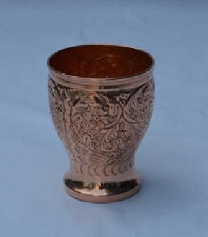 Chitae Work Copper Tumbler