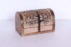 Wooden Box 07