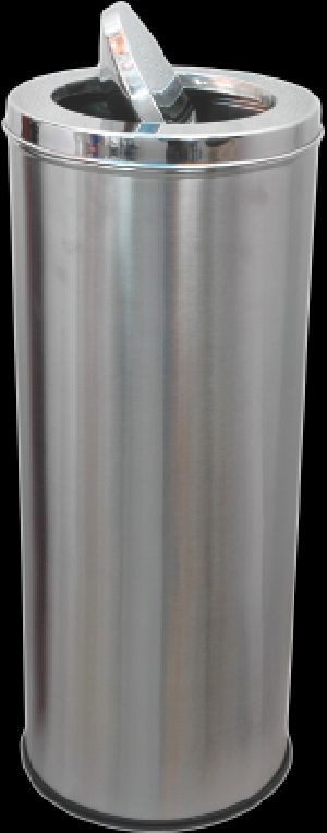 Stainless Steel Swing Bins
